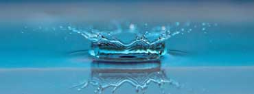 Drop Of Water Slow Motion Cover Photo