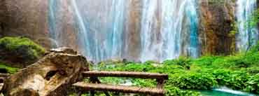 Amazing Waterfall Cover Photo