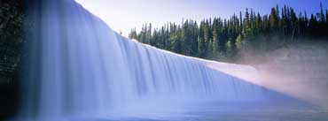 The Big Waterfall Cover Photo