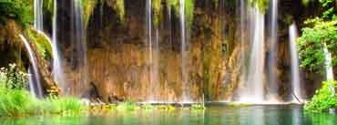 Amazing Waterfalls Around The World Cover Photo