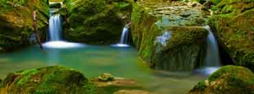 Very Relaxing Waterfall Cover Photo