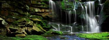 Gorgeous Waterfall Cover Photo