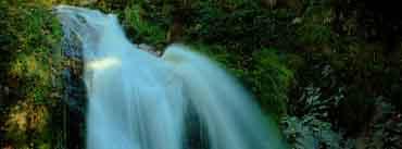 Natural Waterfall Cover Photo