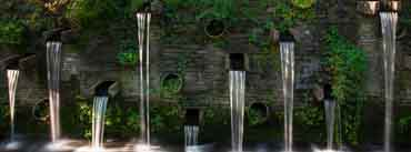 Garden Waterfalls Cover Photo