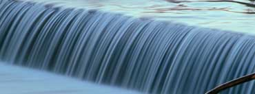 Waterfall Background Cover Photo