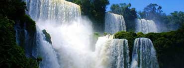 Most Amazing Waterfalls Cover Photo