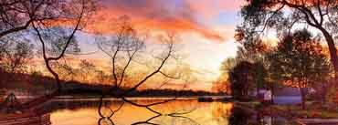 Autumn Landscape Cover Photo