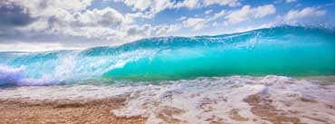 Ocean Waves Cover Photo