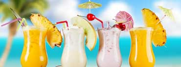 Summer Cocktails Cover Photo
