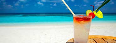 Tropical Cocktail Cover Photo
