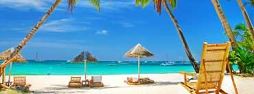 Tropical Paradise Beach Cover Photo