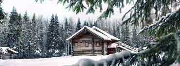 Mountain Retreat Winter Cover Photo