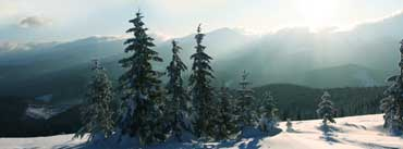 Mountain Winter Cover Photo