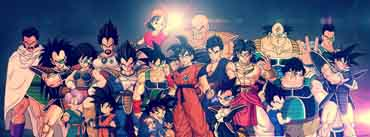 Dragon Ball Z Cover Photo