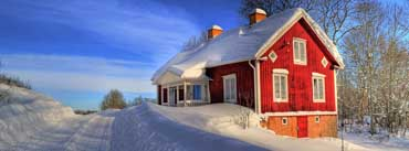 Red House Winter Cover Photo