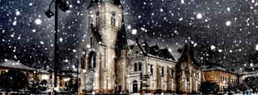 Winter Town Cover Photo