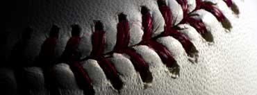 Baseball Ball Cover Photo