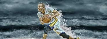 Stephen Curry Splash Cover Photo