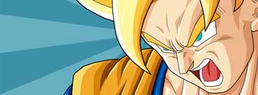 Saiyan Goku Cover Photo