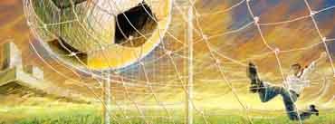 Golden Goal Cover Photo
