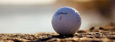 Golf Ball Cover Photo