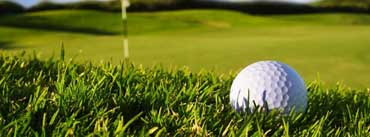 Golf Ball Cover Photo