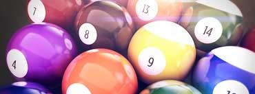 Billiards Balls Cover Photo