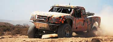 Ford Raptor Off Road Cover Photo