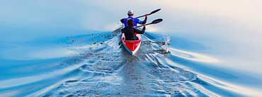 Kayaking Cover Photo