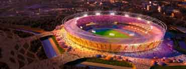 London 2012 Olympic Games Cover Photo