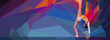 Olympic Gymnast Cover Photo