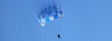 Parachute Man Cover Photo