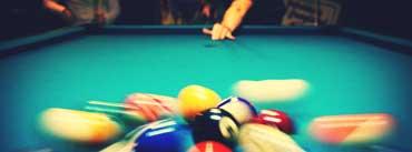 Pool Billard Cover Photo