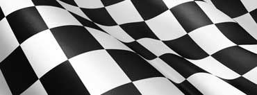 Racing Flag Cover Photo