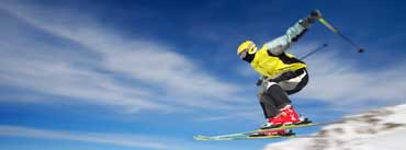 Freestyle Skiing Cover Photo