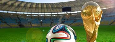 20th Fifa World Cup Cover Photo