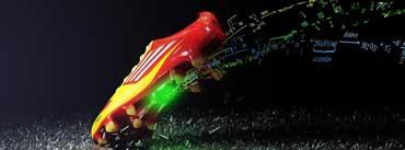 Adidas Football Shoe Cover Photo