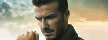 David Beckham Cover Photo
