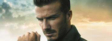David Beckham Cover Photo