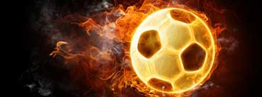 Soccer Fire Ball Cover Photo