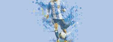 Lionel Leo Messi Cover Photo