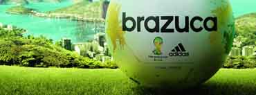 World Cup 2014 Ball Cover Photo