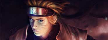 Naruto Face Cover Photo