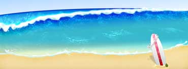 Surf Sandy Beach Cover Photo