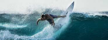 Riding The Big Wave Cover Photo