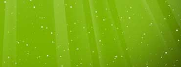 Aurora Burst Lime Green Cover Photo