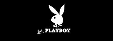 Playboy Logo Cover Photo