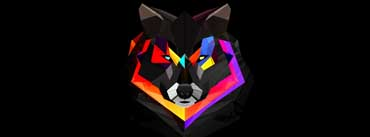 Digital Wolf Cover Photo