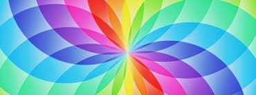 Rainbow Circles Cover Photo