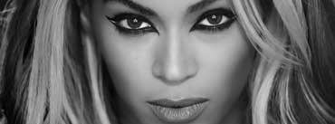 Beyonce Superpower Black And White Cover Photo